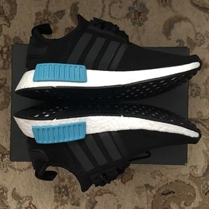 adidas Shoes   Adidas Nmd R Icy Blue